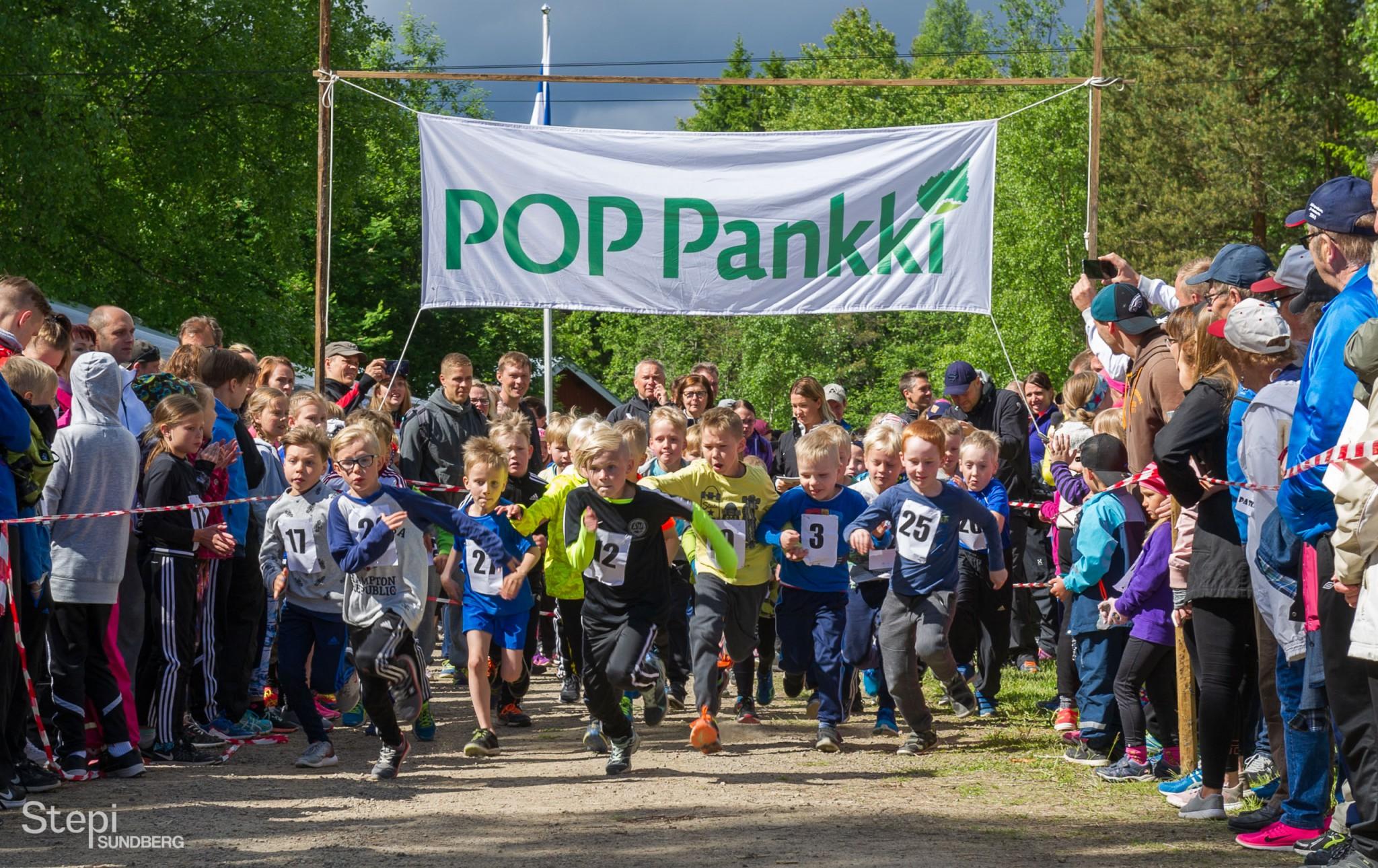 Kiimasen Savulenkki, Valokuvaaja Stepi Sundberg